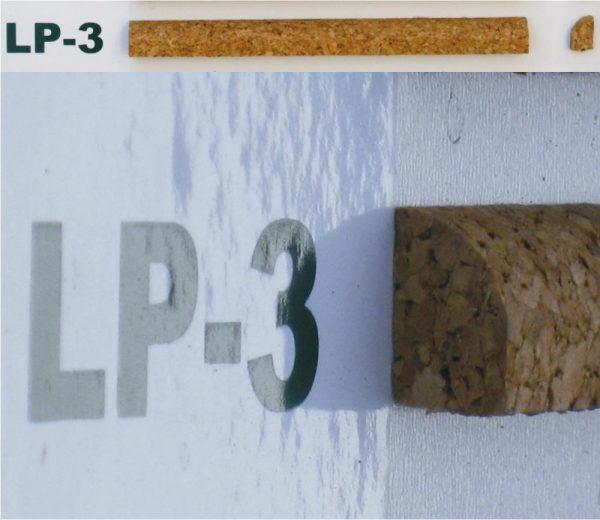 Kork Expansionsfogar LP-3