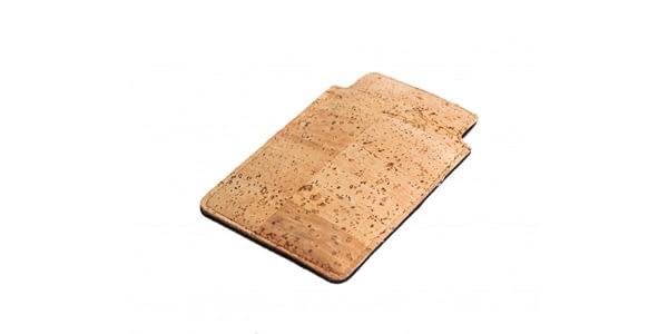 Kork fodral till iPad